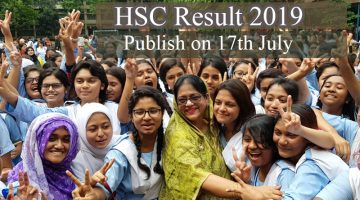 HSC Result 2019 for All Education Board